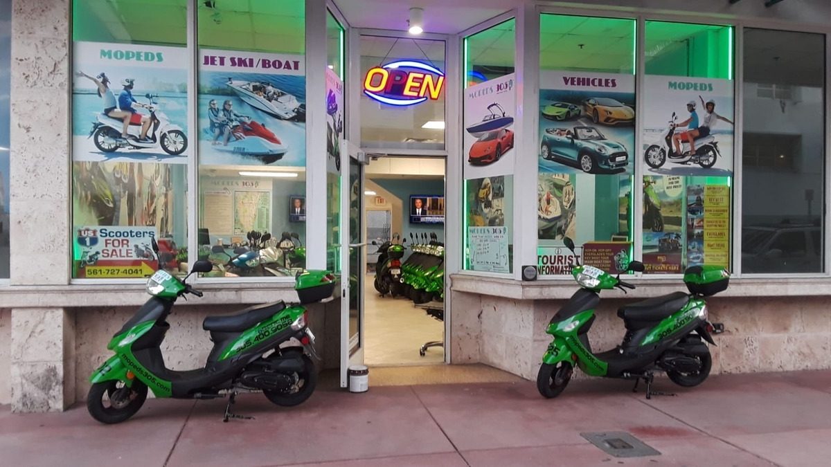se vende negocio establecido en miami beach, florida usa
