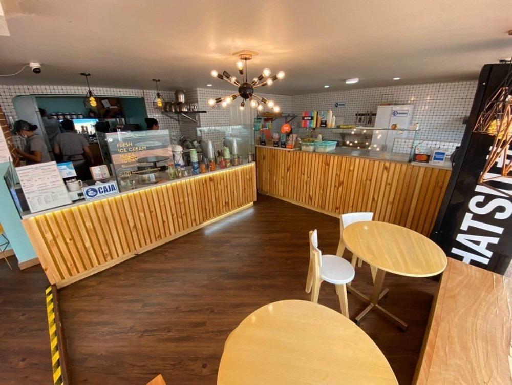 se vende negocio heladeria y restautante de sushi