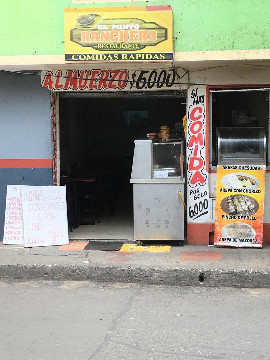 se vende negocio restaurante y comidas rápidas