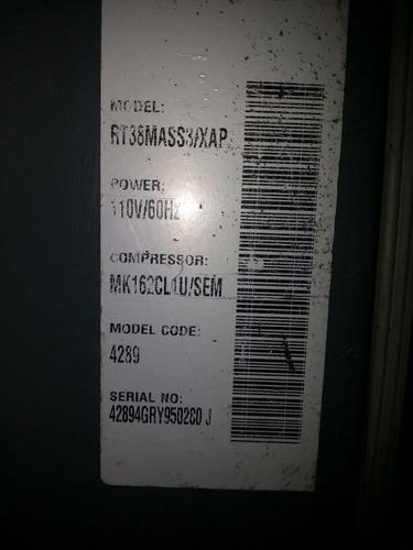 se vende nevera samsung de 15 pulgadas resistencia mala