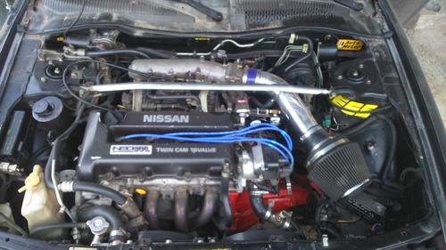 se vende nissan sentra b13 motor vvl muchas extras