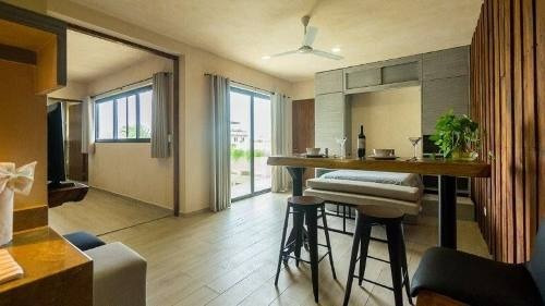 se vende nuevo edificio con 12 estudios en playa del carmen p2419