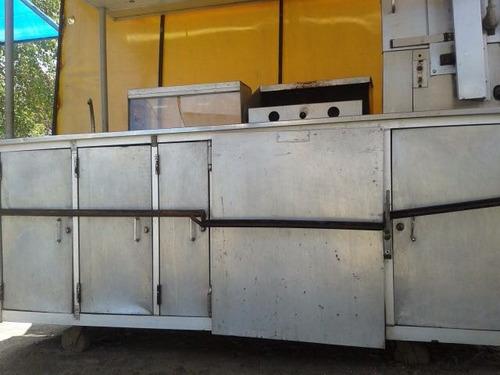 se vende o cambia, 2)carro de hamburguesa y perro caliente