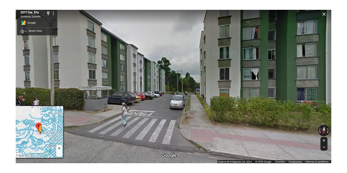se vende o permuta apartamento en armenia, quindio