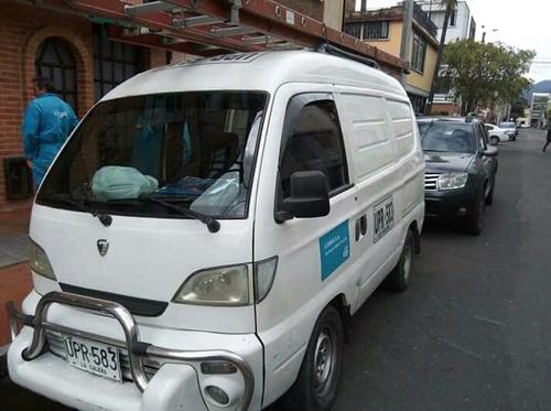 se vende o permuta hafei  zhongyi  2008  publica de carga