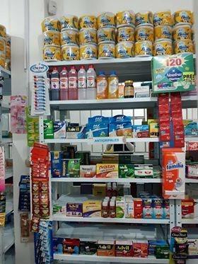 se vende o se subasta  drogueria famysalud j.c (urgente)