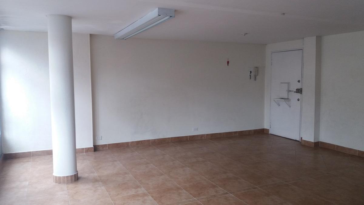 se vende oficina opcion apartamento* en chapinero cll56con13