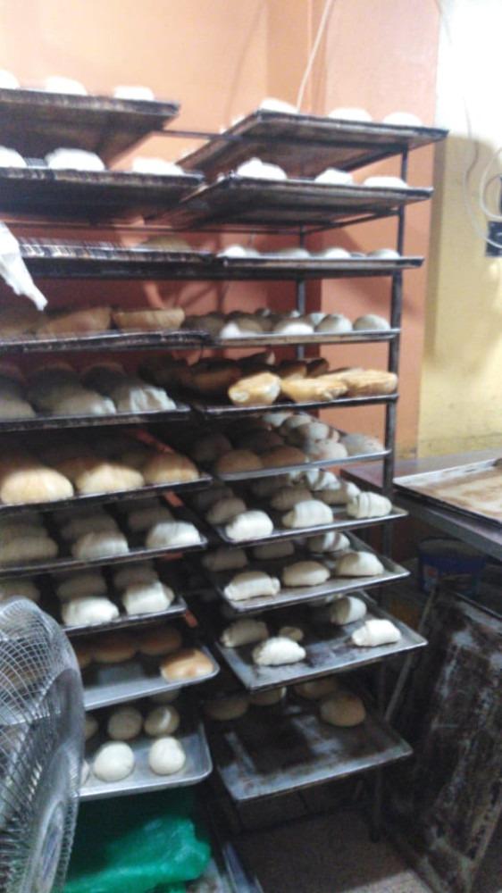 se vende panaderia 11 años de antiguedad, un quintal diario