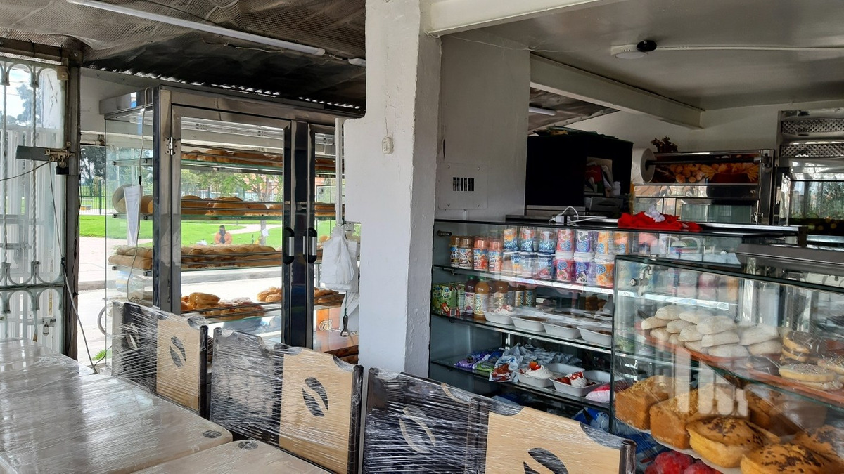 se vende panaderia en el sector de tierraa buena patio bonit