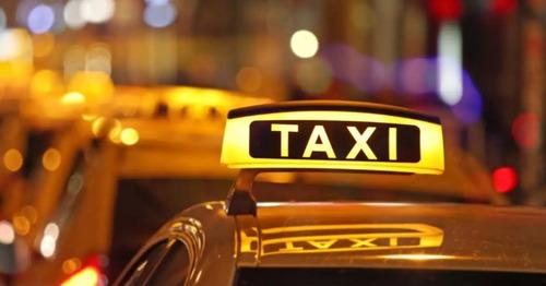 se vende permiso para taxi