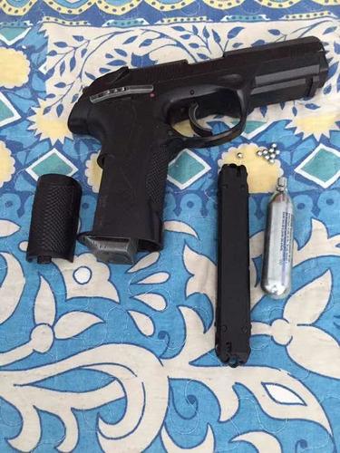 se vende pistola beretta px4 storm, cal: 177/ 4.5 mm