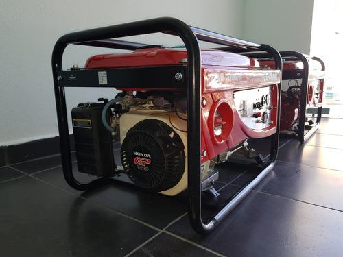 se vende planta electrica de 3.5kw motor honda japones nueva