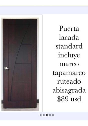 se vende puertas con rh