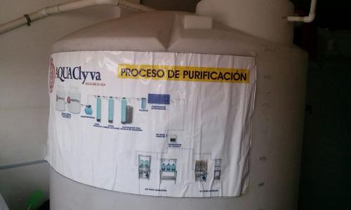 se vende purificadora