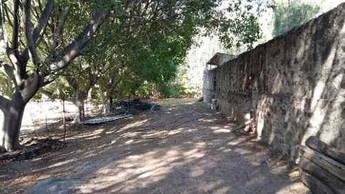 se vende rancho con casa en san pedro mártir qro. 5 has.