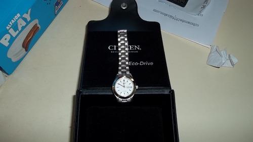 se vende reloj citizen de dama $1500