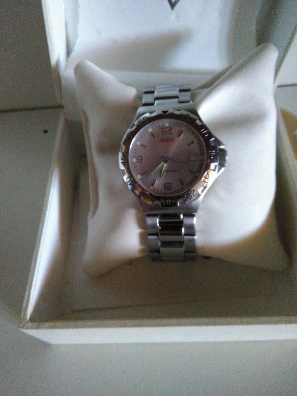 Se vende reloj guess original para caballero bs - Reloj pared original ...