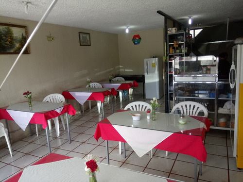 se vende restaurant en amaguaña