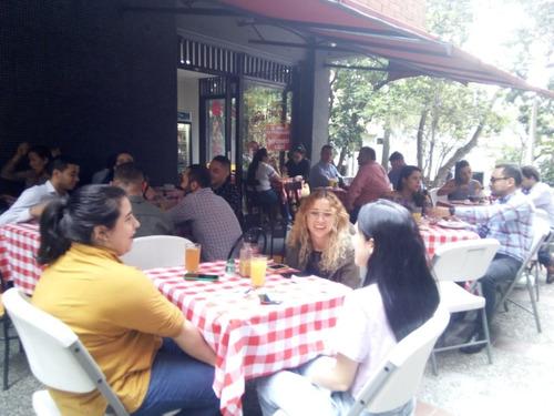 se vende restaurante en sector suramericana