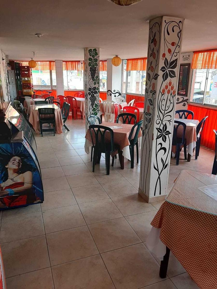 se vende restaurante ubicado al norte de la ciudad