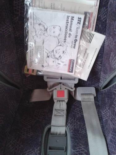 se vende silla porta bebe marca century para vehiculo ref 70