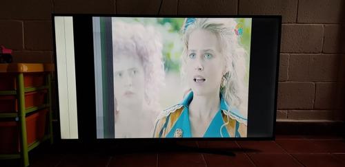 se vende smart tv samsung de 55 pulgadas para repuestos