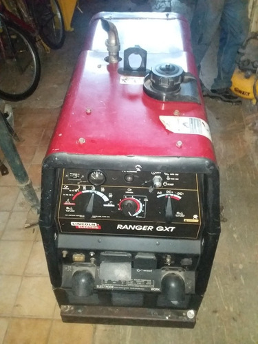 se vende soldador lincol ranger txt 250
