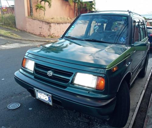 se vende suzuki sidekick 1997 4x4 automático
