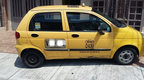 se vende taxi con cupo incluido