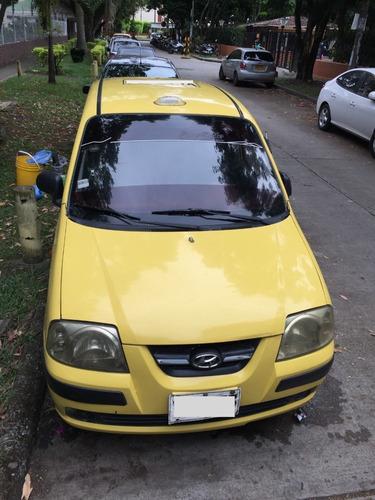 se vende taxi hyundai atos 2007
