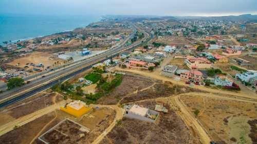 se vende terreno 294 m2 en mar de puerto nuevo rosarito b.c.