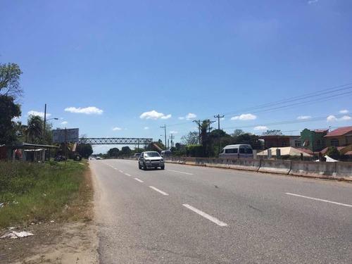 se vende terreno 500m2 carretera reforma 13.5