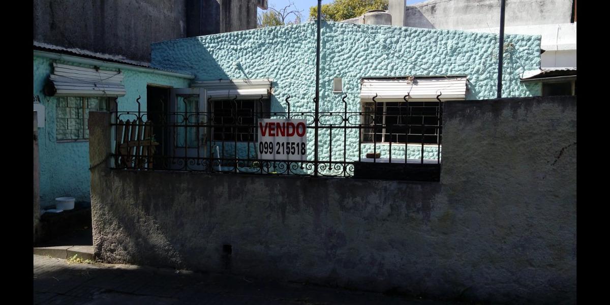 se vende terreno con casa, carlos anaya y jaime cibils