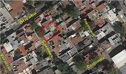 se vende terreno con construcciones , cdmx