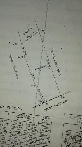 se vende terreno ejido toribio ortega ojinaga !!