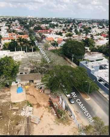 se  vende terreno en avenida campestre, oportunidad de inversion