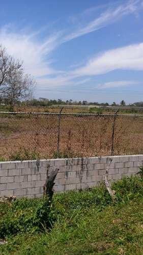 se vende terreno en carretera villahermosa - cárdenas