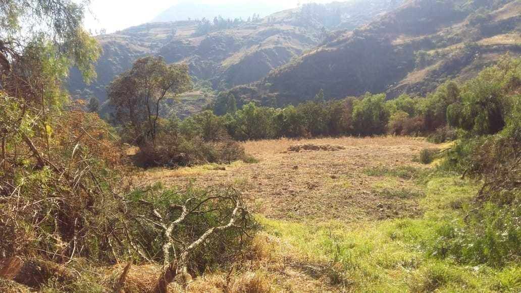 se vende terreno en challabamba - limatambo - cusco