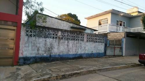 se vende terreno en col. benito juarez norte, coatzacoalcos, ver.