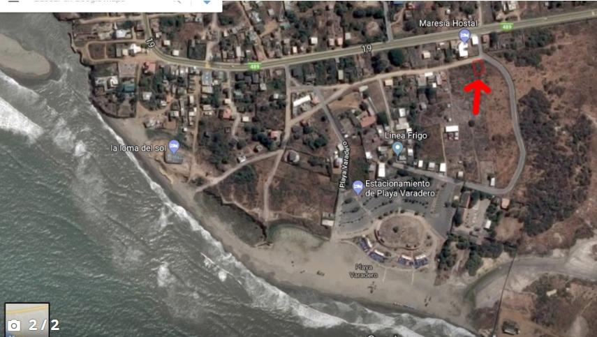 se vende terreno en data de posorja, cerca de playa varadero