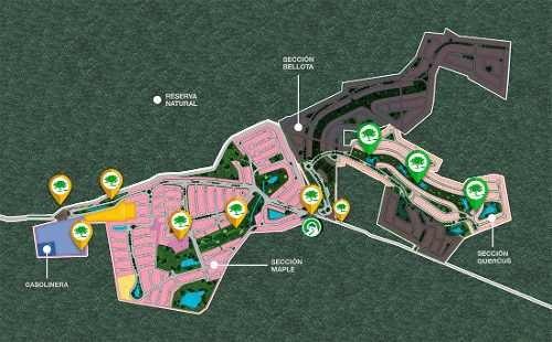 se vende terreno en el encino residencial & golf