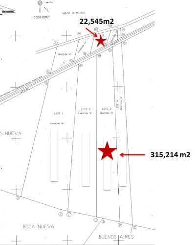 se vende terreno en km 21.5, carretera carmen puerto real