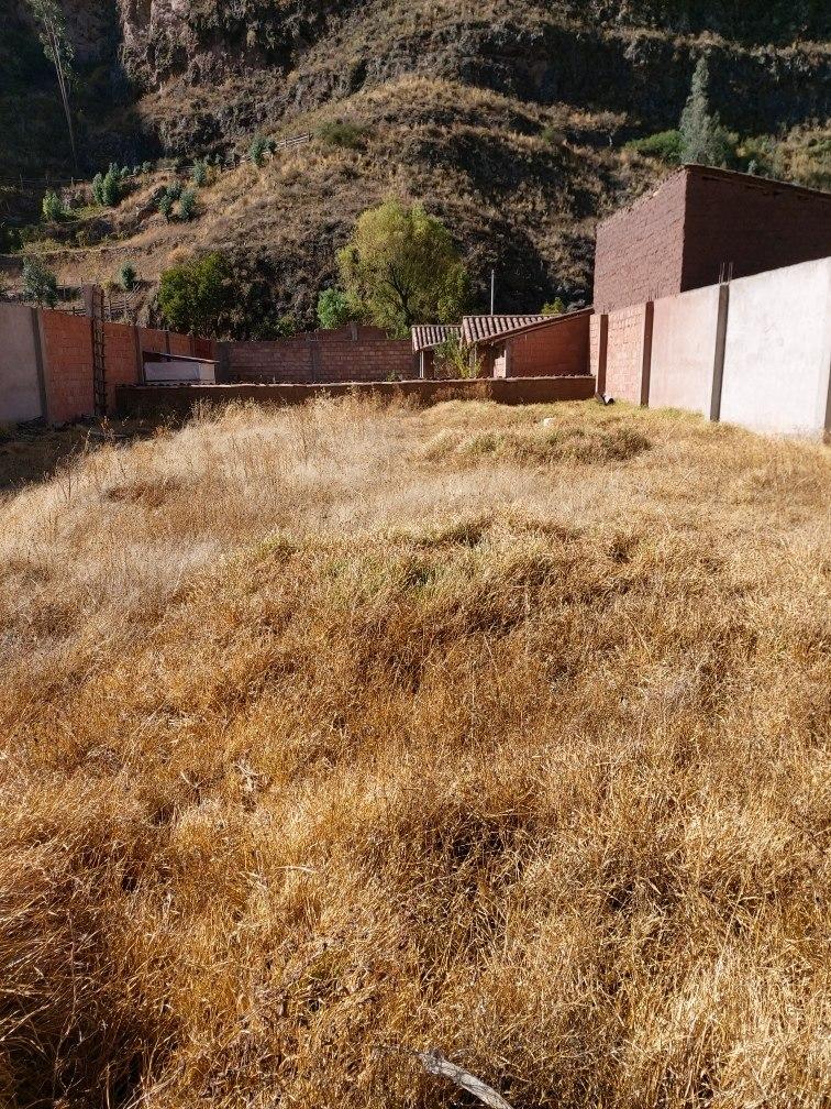 se vende terreno en pisac de 300 m2