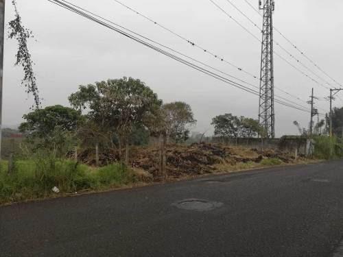 se vende terreno frente a los campos de huilango, córdoba, ver.