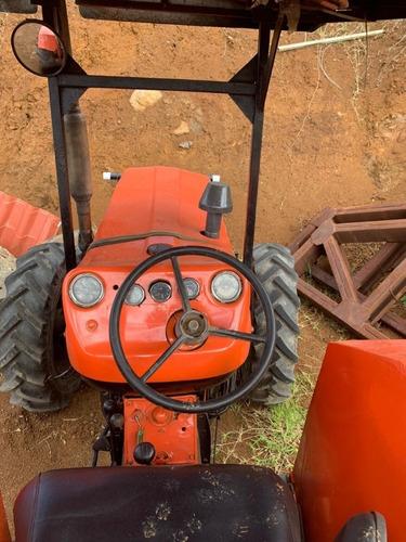 se vende tractor chapulin 4x4