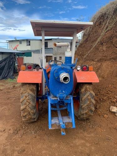 se vende tractor chapulin con bomba de agua