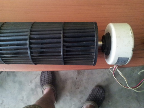 se vende turbina de aire acondicionado split 12 mil btu