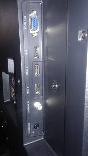 se vende tv phillips lcd 39 pulgadas para repuesto nuevo
