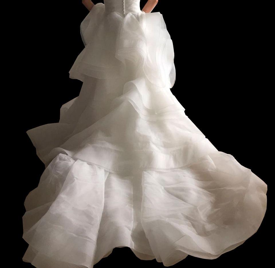 Vender vestido de novia en barcelona