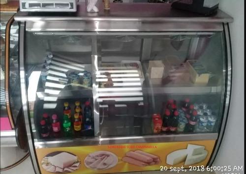 se vende vitrina refrigeradora